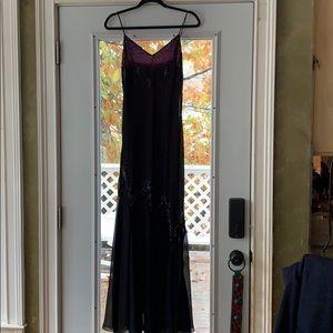 Xscape long gown size 10